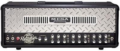 Mesa Boogie Triple Rectifier Reborn · Cabezal guitarra