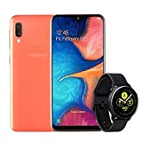 amsung Galaxy A20e Dual-SIM 32GB 5.8-Inch HD+ 13MP Camera Android 9 Pie UK Version Smartphone