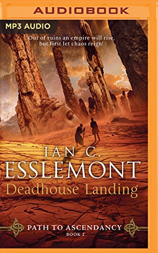 Deadhouse Landing: A Novel of the Malazan Empire (Path to Ascendancy, Band 2)