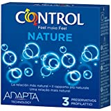 Control Preservativo Nature - 3 preservativos