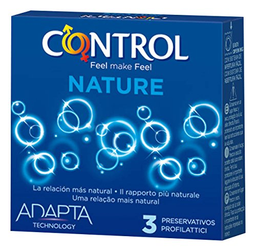 Control Nature Preservativo - Paquete 3 preservativos