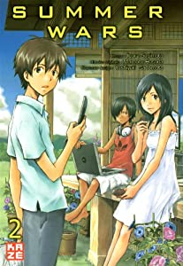 Summer Wars Edition simple Tome 2