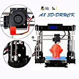 AA+inks A8 3D Drucker Kit Selbstbauen LCD Display ABS PLA