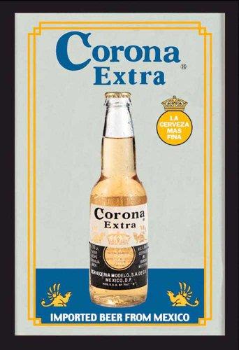 empireposter-beer-corona-grosse-cm-ca-20x30-bedruckter-spiegel-bedruckter-wandspiegel-mit-schwarzem-