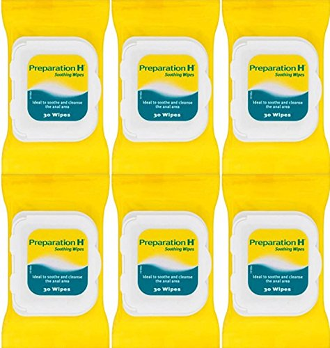twelve-packs-of-preparation-h-30-soothing-wipes