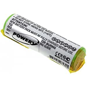 Batterie pour rasoir électrique Philips type 4222-036-11290