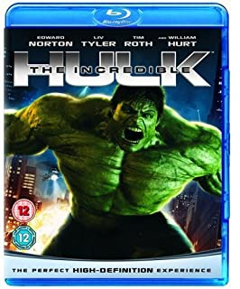 The Incredible Hulk [Blu-ray] [Region Free] (B001DTKY08) | Amazon price tracker / tracking, Amazon price history charts, Amazon price watches, Amazon price drop alerts
