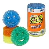 Scrub Daddy Colors 4er Rolle - spezieller Reinigungsschwamm