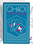 Chaos Cards Party Game, English!