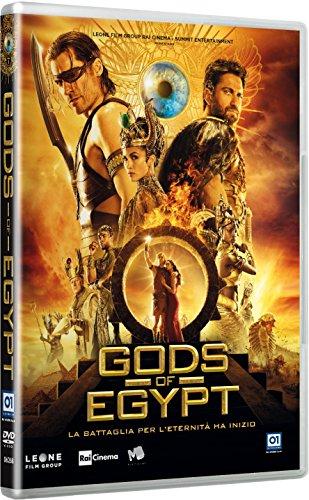 DVD GODS OF EGYPT