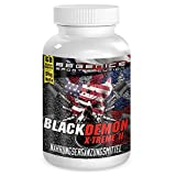 Testo Booster auf NO2-Basis by BBGENICS - BlackDemon X-Treme II, Anaboles Muskelaufbau-Supplement, original US-Rezeptur, 60 Kapseln