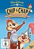 DVD Cover 'Chip & Chap - Die Hörnchen sind los