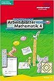 Arbeitsbl�tter Mathematik Klasse 4. CD-ROM f�r Windows 98/2000/ME/NT/XP Bild