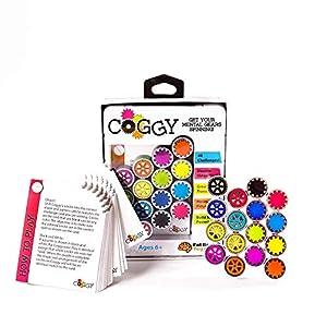 Fat Brain Toys- Juego de lógica Coggy (1)