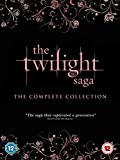 Twilight Saga: The Complete Collection (5 Dvd) [Edizione: Regno Unito] [Edizione: Regno Unito]