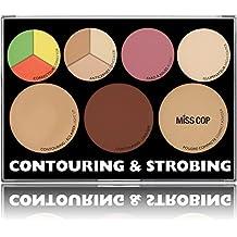 Miss Cop - Kit de strobing y contouring