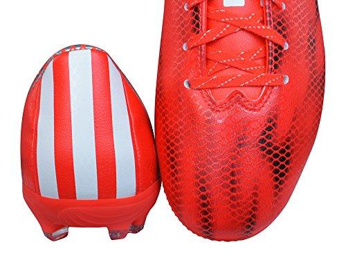 Herren Fußballschuh Kunstrasen F10 AG Rot