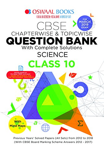 Oswaal cbse question bank for class 10 science mar 2019 exam ebook oswaal cbse question bank for class 10 science mar 2019 exam by panel fandeluxe Gallery