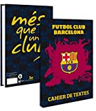 Cahier de texte 2015/16 Barça - Collection officielle FC BARCELONE...