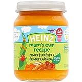 Heinz Mum's Own Sweet Potato & Tender Chicken 4 Mths + 128g