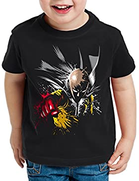 style3 Saitama Punch Camiseta Pa