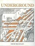 Cover of: Underground | David Macaulay