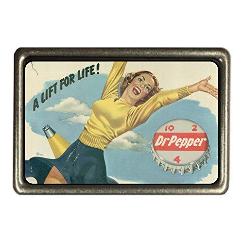 cadora-boucle-de-ceinture-buckle-vintage-retro-publicite-dr-pepper-a-lift-for-life-femme-sexy
