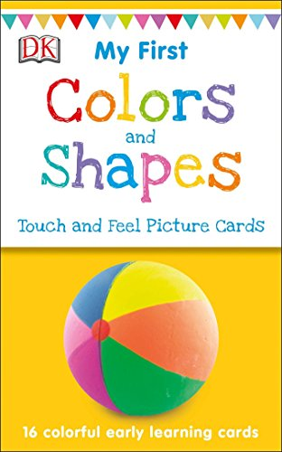 My First Touch and Feel Picture Cards: Colors and Shapes (My 1st T&F Picture Cards) (E-gift F Y Card)