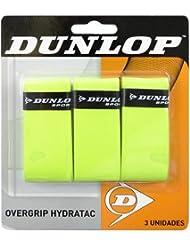DUNLOP OVERGRIP HYDRATAC X3 AMARILLO
