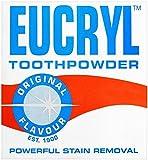 Eucryl Smokers Tooth Powder Original 50g - 3 Pack