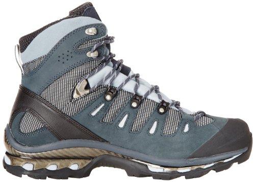 Salomon Quest 4D GTX, Damen Sportschuhe - Walking Deep Blue/Cerulean/Grey Denim