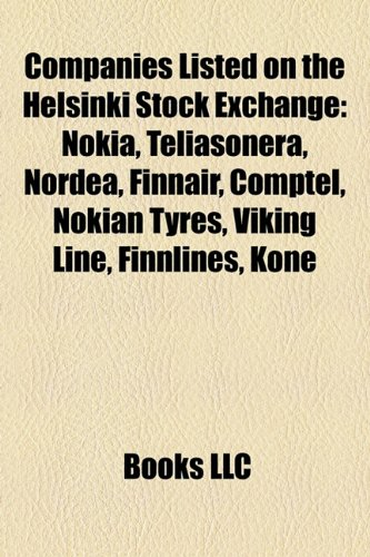 companies-listed-on-the-helsinki-stock-exchange-nokia-teliasonera-nordea-finnair-nokian-tyres-viking