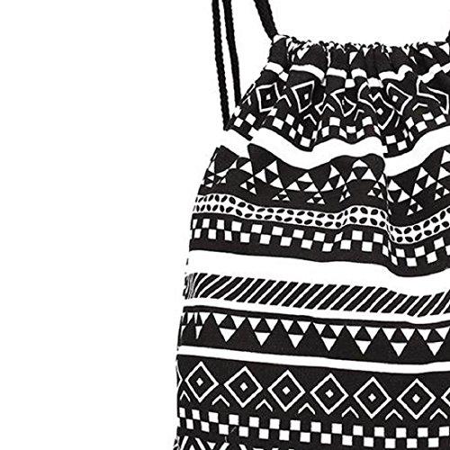 Imagen de tongshi unisex emoji  de impresión 3d bolsas del morral del lazo c  alternativa