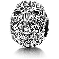 NinaQueen - Aquila - Charms Ciondolo da donna argento sterling 925