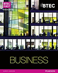 BTEC First Business: Student Book