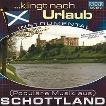 Populäre Musik aus Schottland