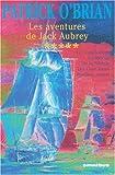 Les aventures de Jack Aubrey, Tome 5 - Le Commodore ; Le Blocus de la Sibérie ; Les Cent Jours ; Pavillon amiral
