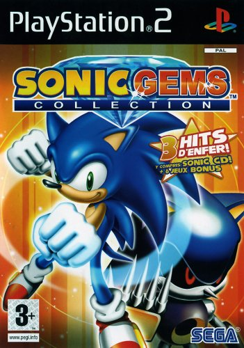 Sonic Gems Collection [FR Import] (Collection Sonic Gems)