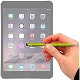 """Stylet + stylo bille 2 en 1 haute précision en vert pomme dynamique pour écran d'Apple iPad Air 2 et iPad Pro tablette 9,7"""" ios8 écran Retina Wi-Fi & Wi-Fi + 4G LTE 64 bits 16 Go 32 Go 64 Go 128 Go"""