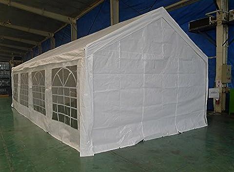 Tonnelle 8 X 4 - INTEROUGE Tente de Réception 4 x 8
