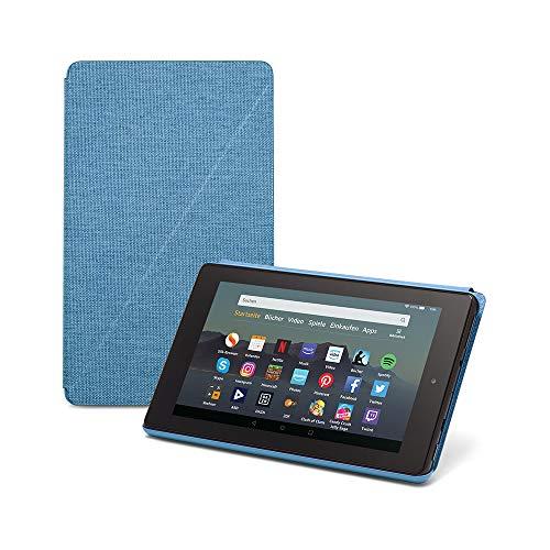Hülle für Fire7-Tablet, kompatibel mit der 9.Generation (2019), Dunkelblau