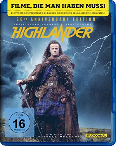 Highlander / 30th Anniversary Edition [Blu-ray] -