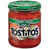 Fritolay Tostitos Chunky Salsa Mild, 439.4g