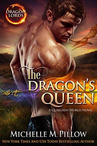 The Dragon's Queen: A Qurilixen World Novel (Dragon Lords Book 9) (English Edition)