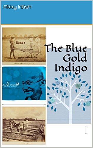The Blue Gold Indigo: i (English Edition)
