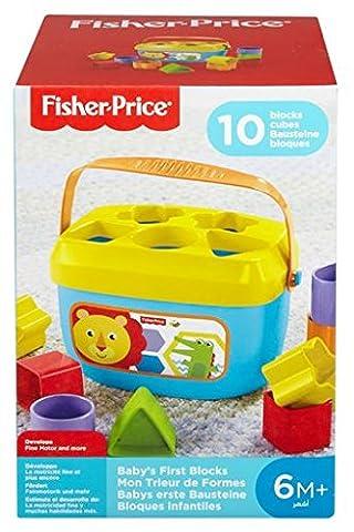 Fisher Price - FFC84 - Jeux de Construction - Mon Trieur de Formes
