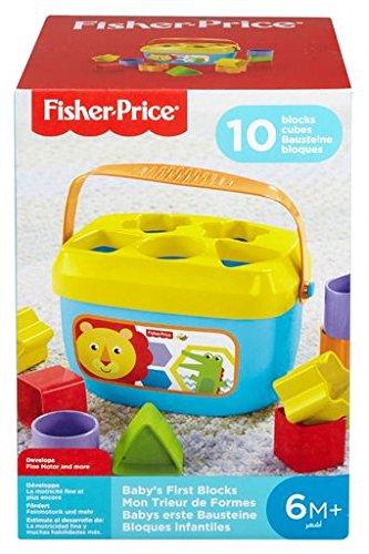 Fisher Price Mon Trieur de Formes FFC84 0887961482898