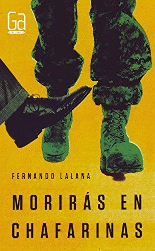 Morirás en Chafarinas (Gran angular) por Fernando Lalana