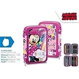 Étuis multicolores Minnie Mouse