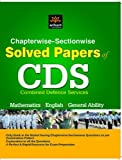 CDS Chapterwise - Sectionwise Solved Papers 1st Edition price comparison at Flipkart, Amazon, Crossword, Uread, Bookadda, Landmark, Homeshop18